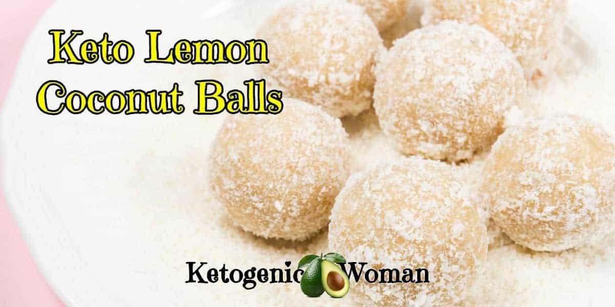 Coconut and Cream cheese balls