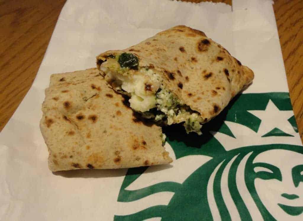 Starbucks copycat recipe keto spinach feta muffin
