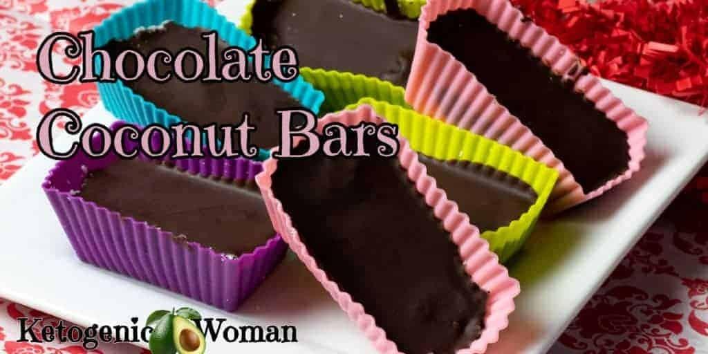 Keto Chocolate Coconut Fat Bomb recipe