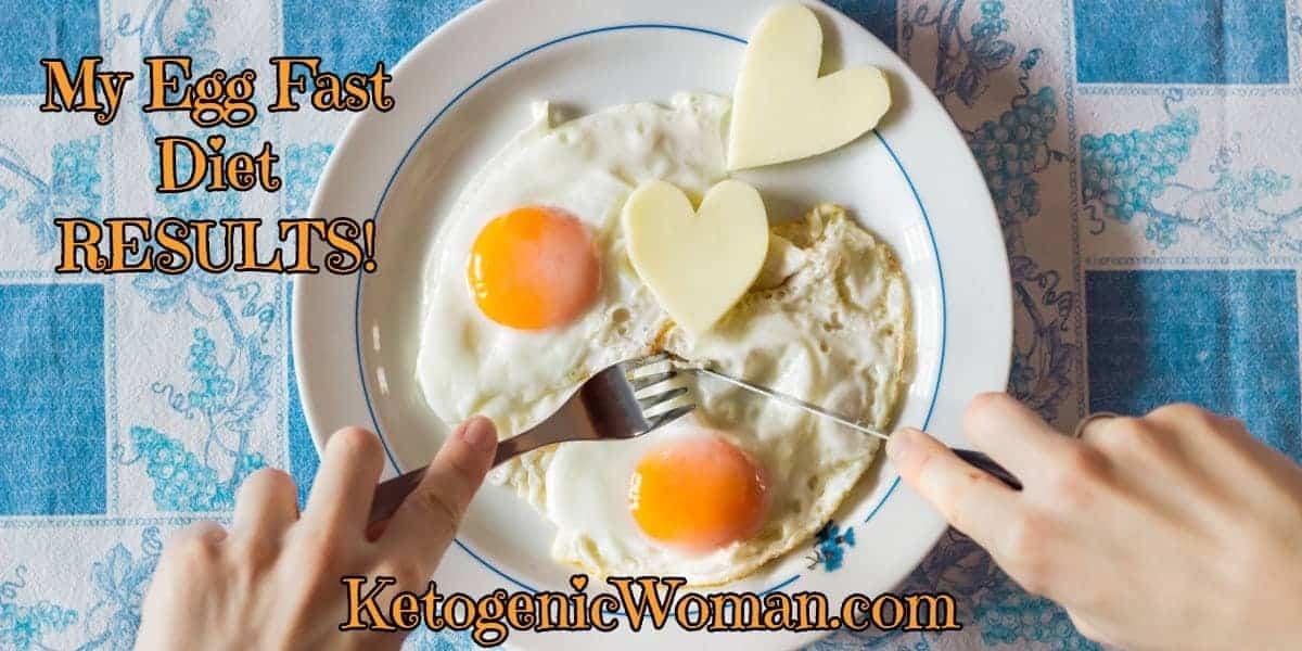 Keto Egg Fast Diet Results