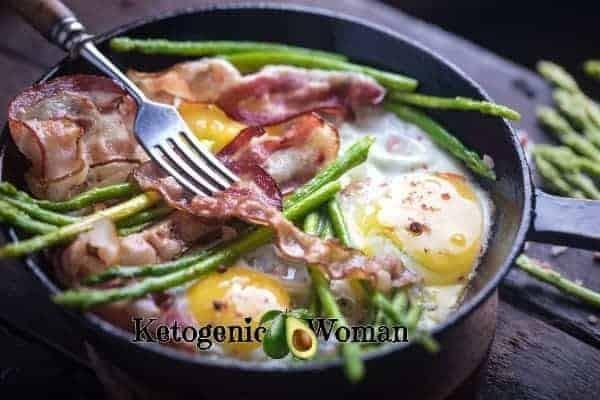 Egg Fast Transition Meal