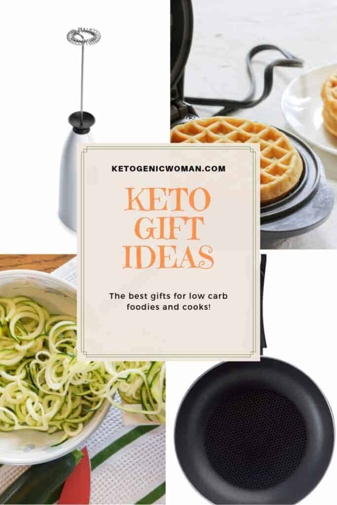 Keto Gift Ideas for Low Carb Dieters