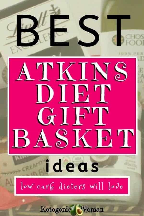 Atkins Diet Gift basket