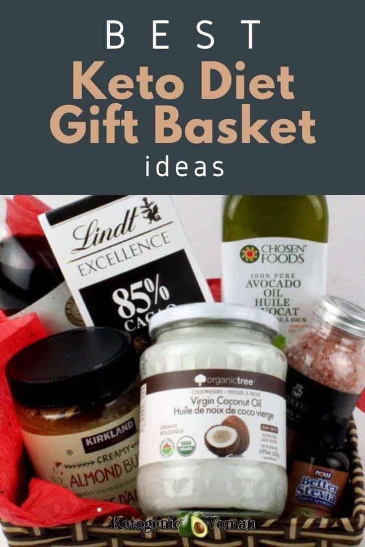 keto diet gift basket