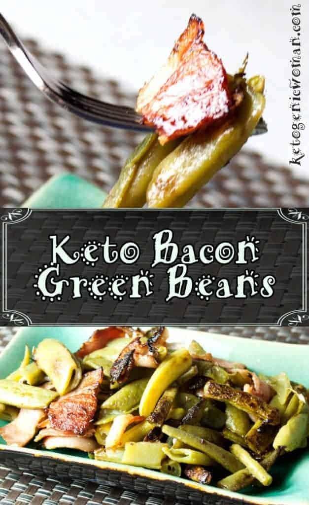 Green beans bacon recipe