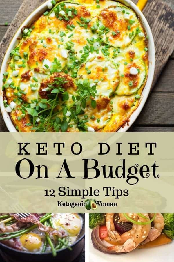Keto diet on a budget