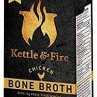 KETTLE AND FIRE, BONE BROTH, CHICKEN - Pack of 6