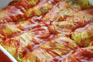 Easy Keto Low Carb Russian Cabbage Rolls