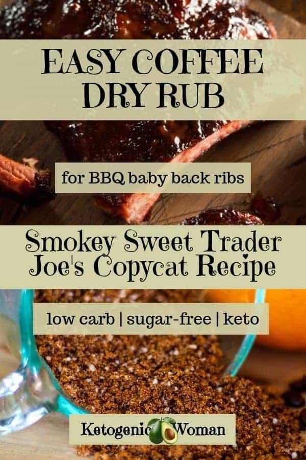 Keto coffee dry rub trader joe's copycat recipe