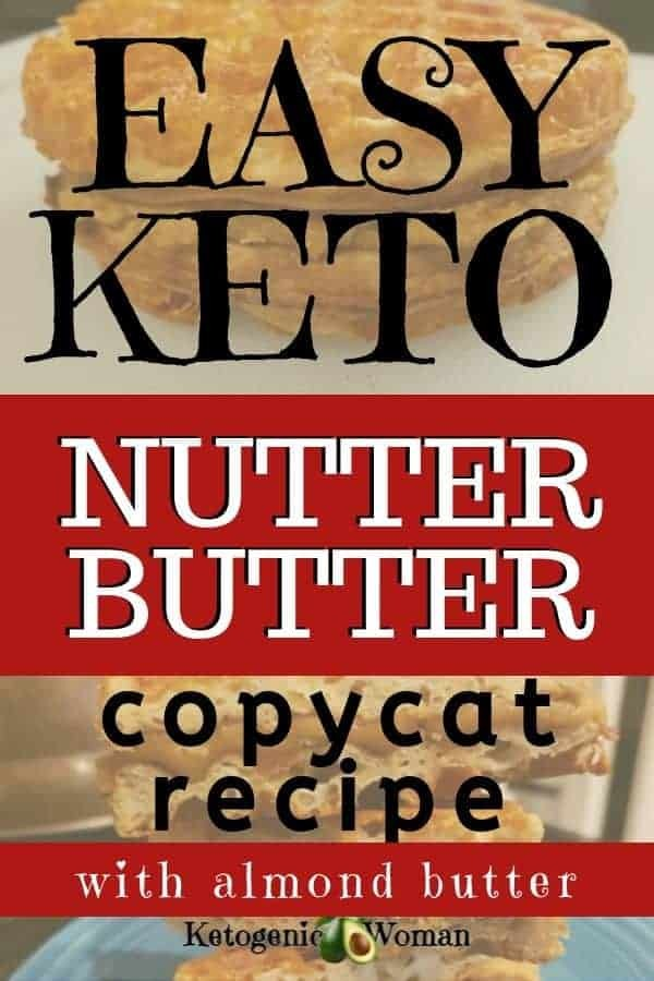 Easy keto nutter butter recipe
