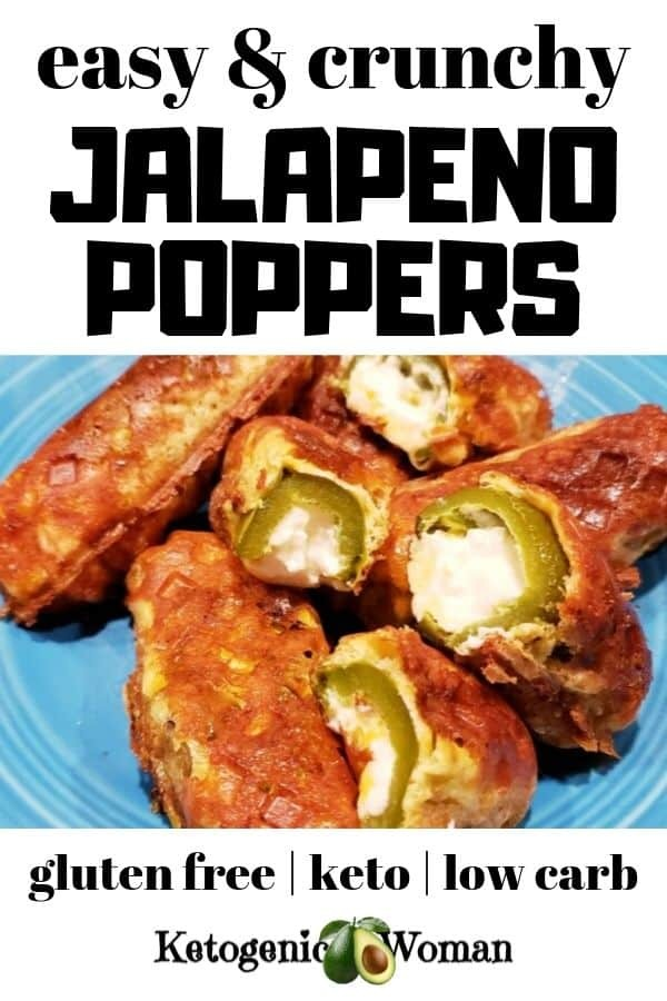 quick and easy keto jalapeno popper chaffles