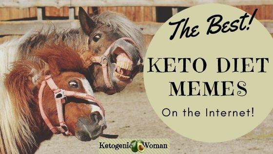The Best Keto Diet Memes on the Internet!