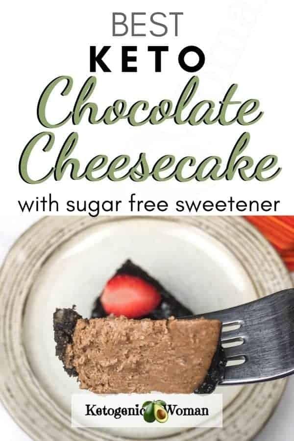 Keto Instant Pot Chocolate Cheesecake Recipe (2)